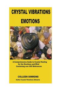 Crystal healing products for emotions