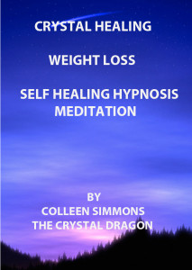 crystal healing weight loss hypnosis meditation